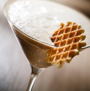 Espresso Martini Parijse Wafel